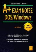 A+ Exam Notes