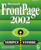 Microsoft Frontpage 2002  Visual JumpStart