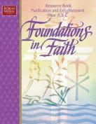 Foundations in Faith Purification &Engli
