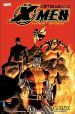 Astonishing X-Men: v. 3: Torn