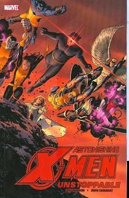 Astonishing X-Men: v. 4: Unstoppable
