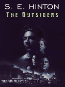 The Outsiders [Large Print]