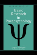 Basic Research in Parapsychology