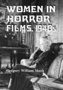 Women in Horror Films: 1940s