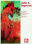 Julio S. Sagreras Guitar Lessons Book 1-3