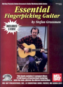 Essential Fingerpicking Guitar [With 3 CDs]