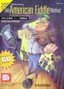 American Fiddle Method Volume 1 Book/CD Set