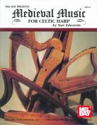 Mel Bay Mediaeval Music for Celtic Harp