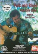 Folk & Blues Fingerstyle Guitar