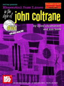 Essential Jazz Lines in the Style of John Coltrane [Audio]