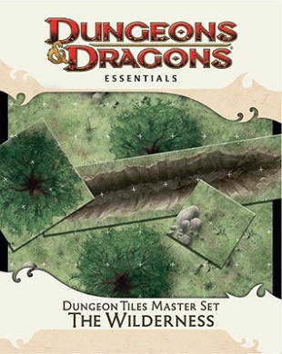 Dungeon Tiles Master Set - The Wilderness: An Essential Dungeons & Dragons Accessory (Dungeons & Dragons)