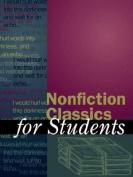 Nonfiction Classics for Students