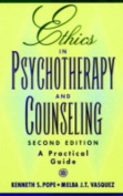 Ethics in Psychotherapy and Counselling