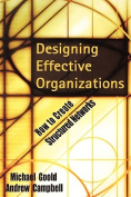 Designing Effective Organizations