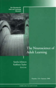 The Neuroscience of Adult Learning