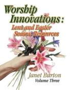 Worship Innovations Volume 3