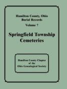 Hamilton County, Ohio, Burial Records