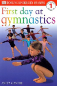 DK Readers: First Day at Gymnastics (Level 1