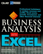 Business Analysis with Excel