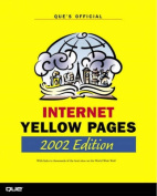 Que's Official Internet Yellow Pages, 2002 Edition