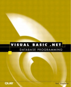Database Programming with Visual Basic.Net