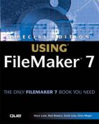 Using FileMaker Pro X