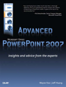 Advanced Microsoft Office PowerPoint 2007