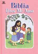 Biblia Dios Me Ama Rosa [Spanish]