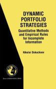 Dynamic Portfolio Strategies