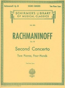 Concerto No. 2 in C Minor, Op. 18