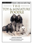 The Toy & Miniature Poodle [With DVD]