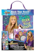 Hannah Montana Rock Your Room Hanging Room Organizer [With Sticker(s) and Poster and Weekly Organizer, Birthday Keeper and CD (Audio) and Frame and No