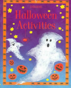 Halloween Activities [With 2 Pages of Stickers]