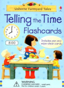 Telling the Time Flashcards [With Wipe-Clean Pen]