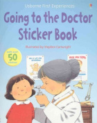 Going to the Doctor Sticker Book [With Over 50 Stickers]