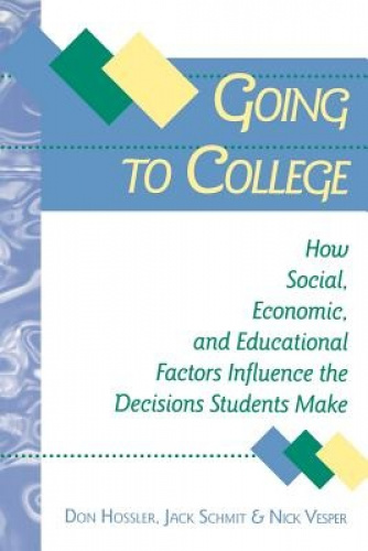 Going to College: How Social, Economic, and Educational Factors Influence the