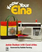 Know Your Elna