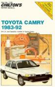 Chilton's Toyota Camry 1983-92