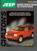 Chilton Chrysler-Jeep Cherokee and Grand Cherokee