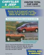 Chrysler & Jeep Trucks, Suvs, & Minivans 1967-1999