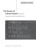 The Practice of Cultural Analysis