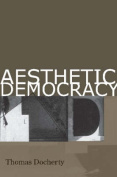 Aesthetic Democracy