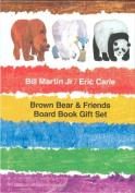 Brown Bear & Friends Board Book Gift Set [Board book]