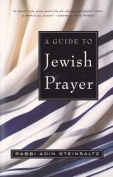 A Guide to Jewish Prayer