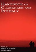 Handbook of Closeness and Intimacy