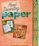 Hand Decorating Paper