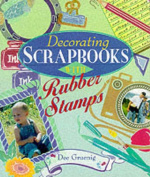 Decorating Scrapbooks with Rubber Stamps