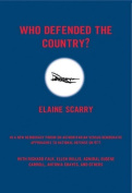 Who Defended the Country? a New Democracy Forum on Citizenship, National Security, and 9/11