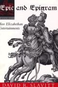 Epic and Epigram