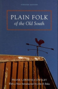 Plain Folk of the Old South